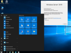 Server 2019 Domain Controller Migration - Server 2019 desktop