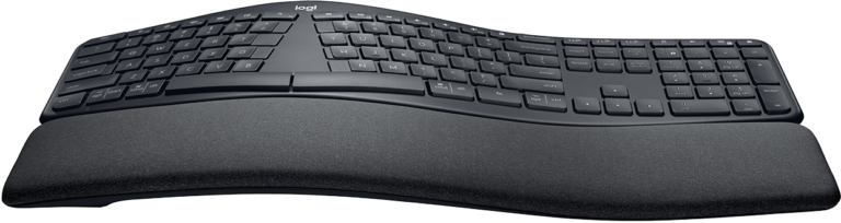 Best Wireless Ergonomic Keyboards - Logitech Ergo K860