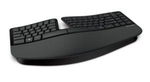 Best Wireless Ergonomic Keyboards - Microsoft-Sculpt-Ergonomic-Keyboard-for-Business
